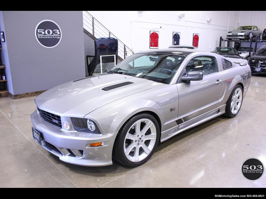 2008 Saleen S281 Supercharged One Owner W Less Than 13k Miles