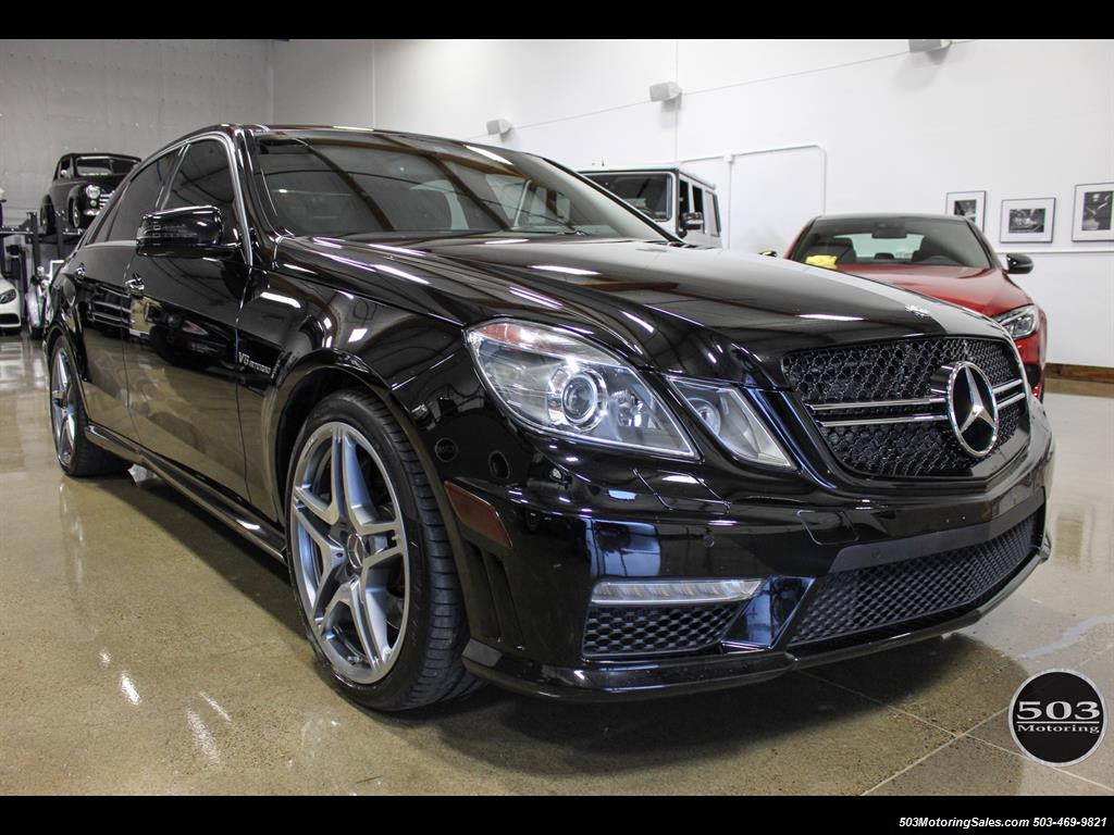 How To Check A Vin Number Free >> 2012 Mercedes-Benz E63 AMG, Black/Black, less than 48k Miles!