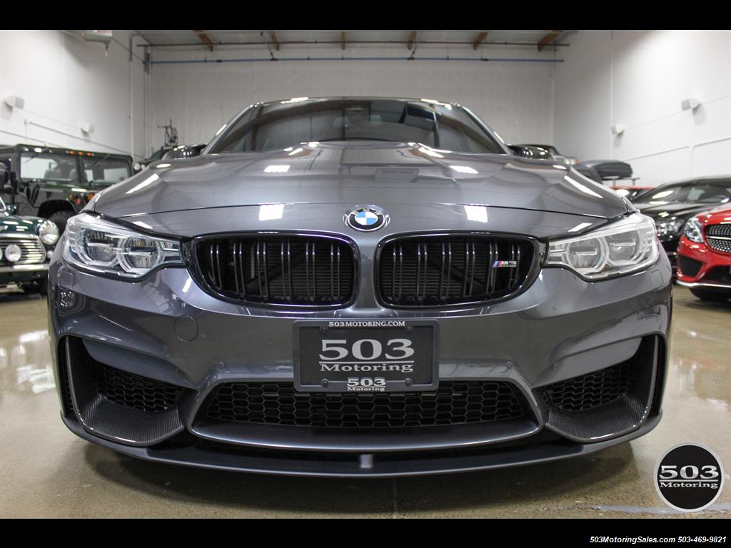 2017 bmw m3 loaded competition package w 87k msrp photo 8