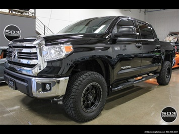 2017 Toyota Tundra SR5 4X4 TRD Offroad w/ Tons of Extras!!! Truck