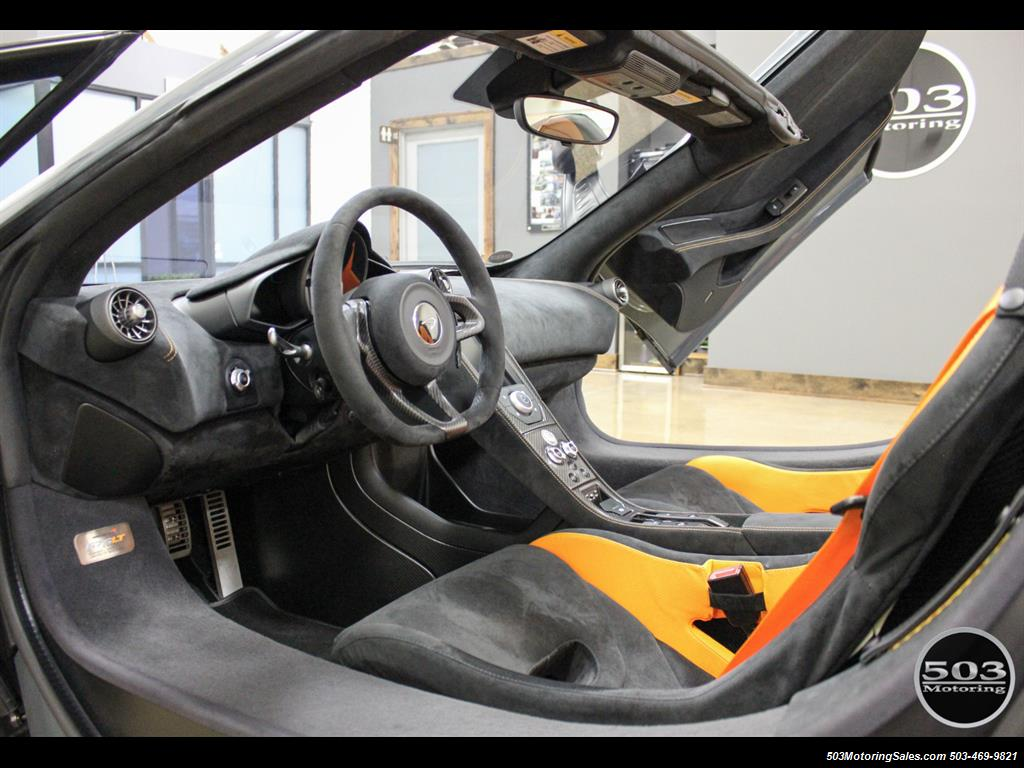 2016 McLaren 675LT Spider; Perfectly Specced Chicane Gray One Owner! - Photo 37 - Beaverton, OR 97005