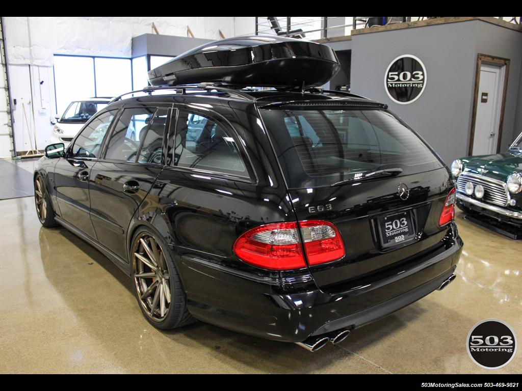 2007 e63 amg wagon for sale the wagon. Black Bedroom Furniture Sets. Home Design Ideas