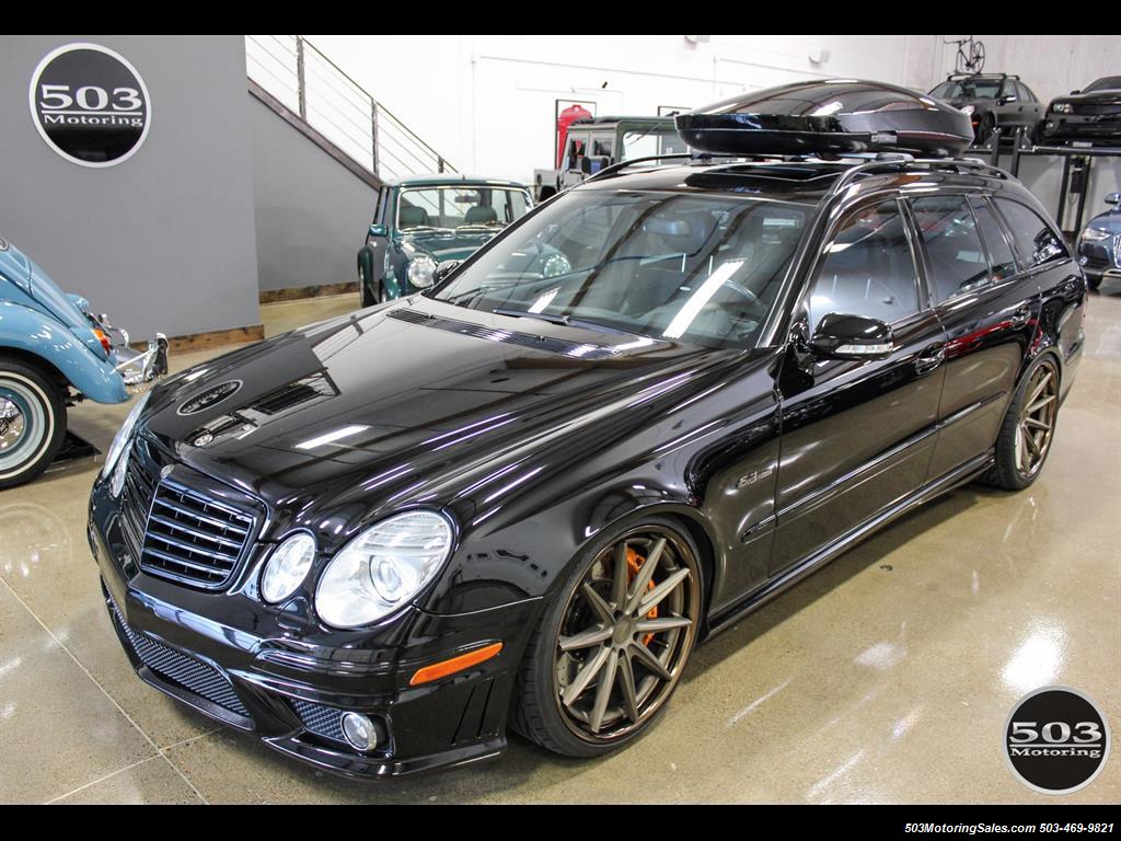 2007 Mercedes Benz E63 Amg Wagon 1 Of 67 For 2007