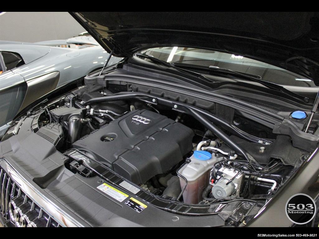 2015 Audi Q5 2.0T quattro Premium Plus; Black/Black w/ 23k! - Photo 49 - Beaverton, OR 97005