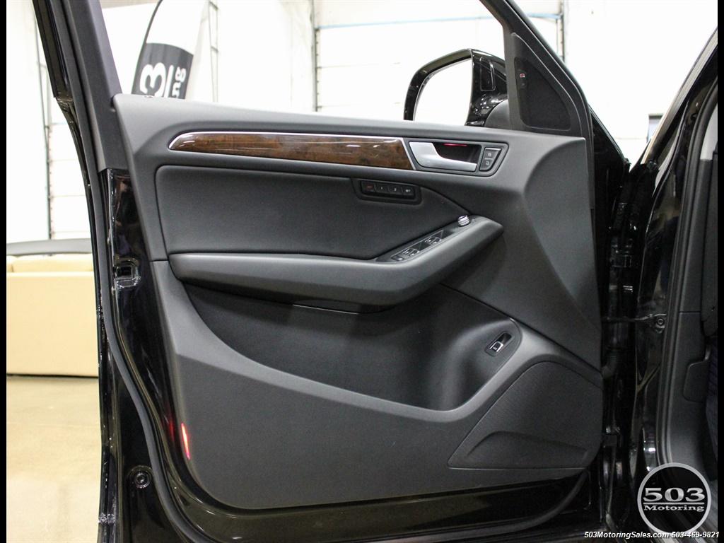 2015 Audi Q5 2.0T quattro Premium Plus; Black/Black w/ 23k! - Photo 34 - Beaverton, OR 97005