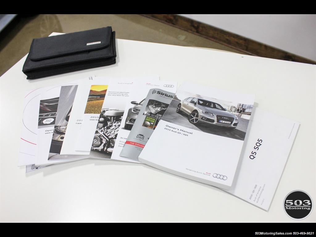2015 Audi Q5 2.0T quattro Premium Plus; Black/Black w/ 23k! - Photo 56 - Beaverton, OR 97005