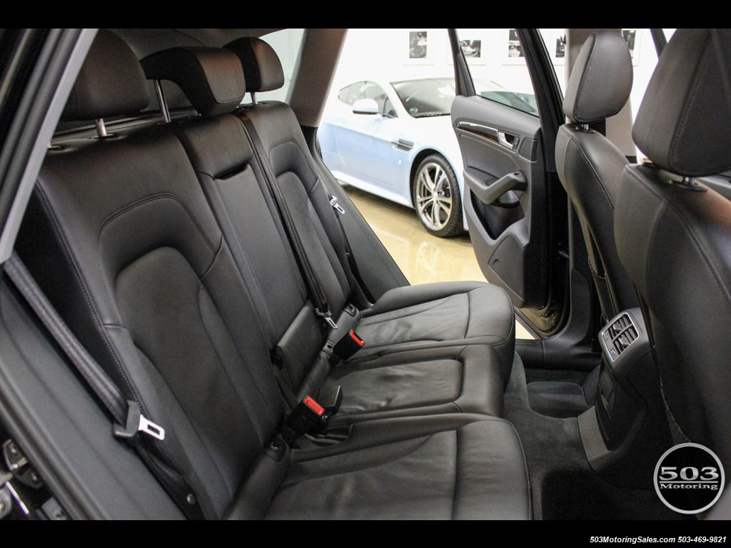 2015 Audi Q5 2.0T quattro Premium Plus; Black/Black w/ 23k! - Photo 42 - Beaverton, OR 97005