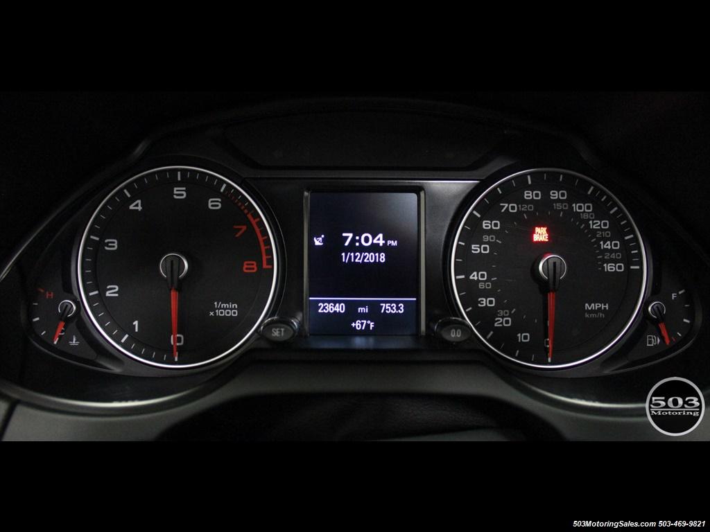 2015 Audi Q5 2.0T quattro Premium Plus; Black/Black w/ 23k! - Photo 27 - Beaverton, OR 97005
