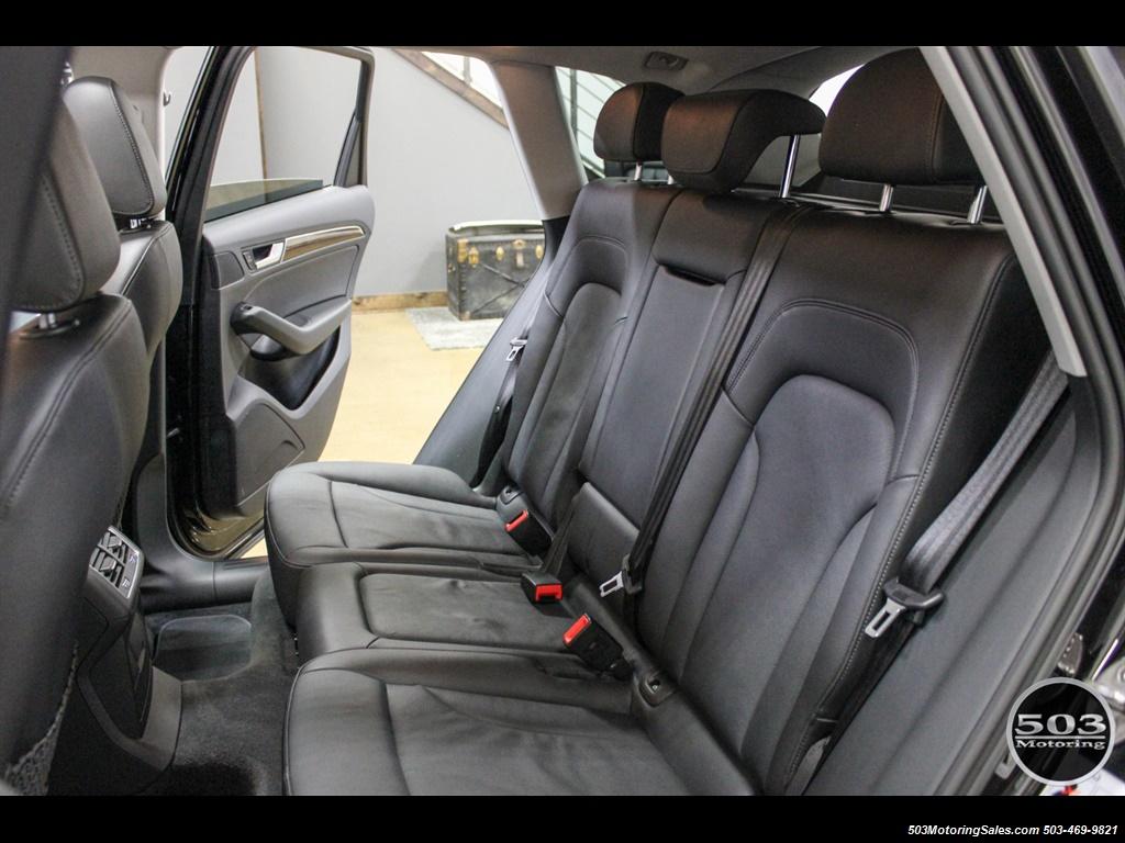 2015 Audi Q5 2.0T quattro Premium Plus; Black/Black w/ 23k! - Photo 39 - Beaverton, OR 97005