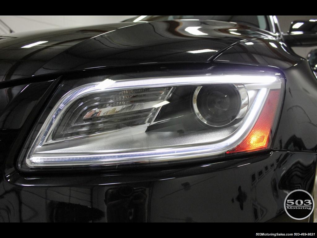 2015 Audi Q5 2.0T quattro Premium Plus; Black/Black w/ 23k! - Photo 11 - Beaverton, OR 97005