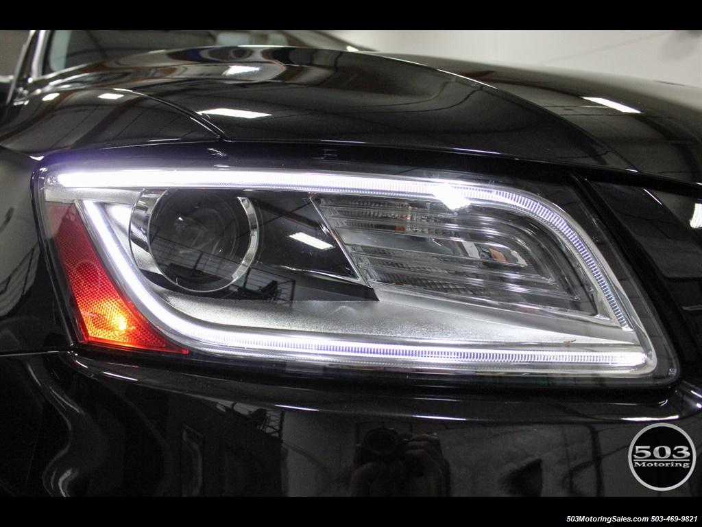 2015 Audi Q5 2.0T quattro Premium Plus; Black/Black w/ 23k! - Photo 10 - Beaverton, OR 97005
