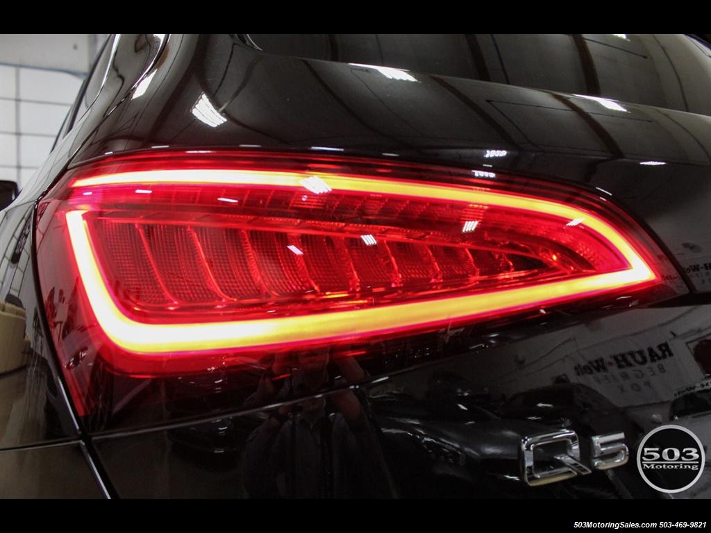 2015 Audi Q5 2.0T quattro Premium Plus; Black/Black w/ 23k! - Photo 18 - Beaverton, OR 97005