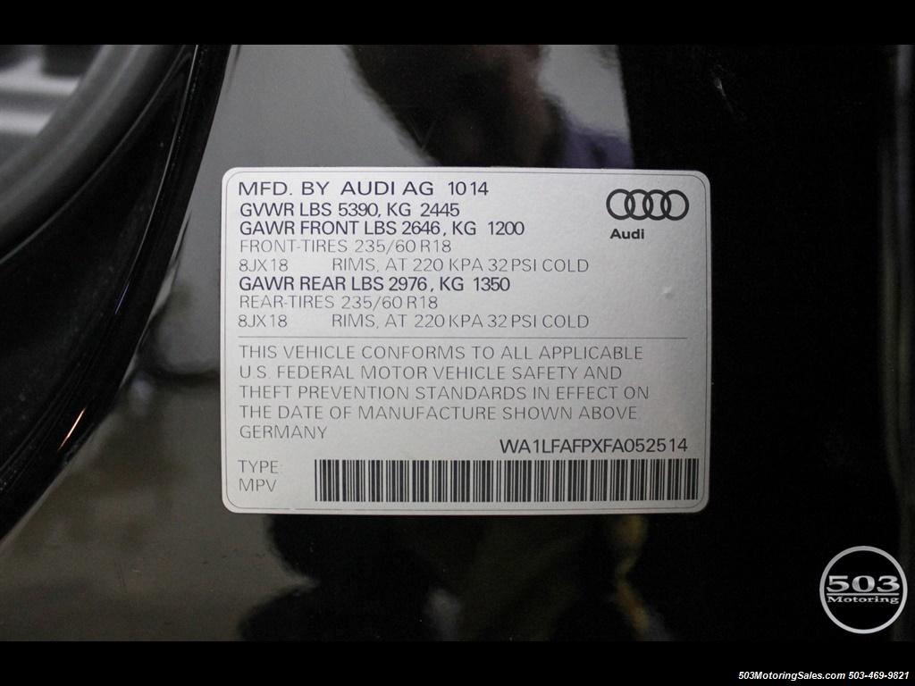 2015 Audi Q5 2.0T quattro Premium Plus; Black/Black w/ 23k! - Photo 59 - Beaverton, OR 97005