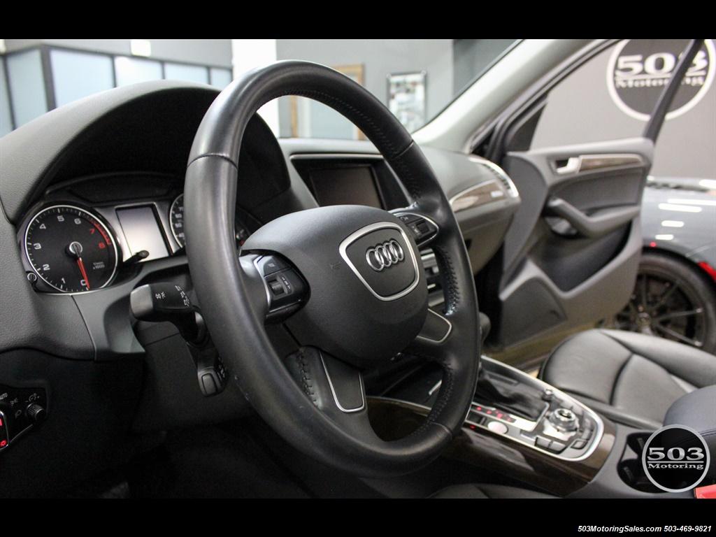 2015 Audi Q5 2.0T quattro Premium Plus; Black/Black w/ 23k! - Photo 26 - Beaverton, OR 97005