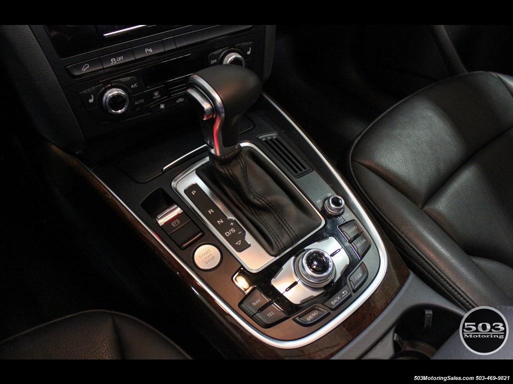 2015 Audi Q5 2.0T quattro Premium Plus; Black/Black w/ 23k! - Photo 32 - Beaverton, OR 97005