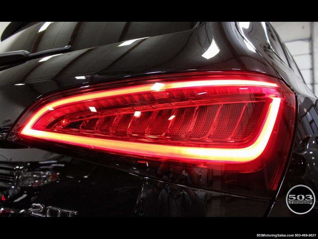 2015 Audi Q5 2.0T quattro Premium Plus; Black/Black w/ 23k! - Photo 19 - Beaverton, OR 97005