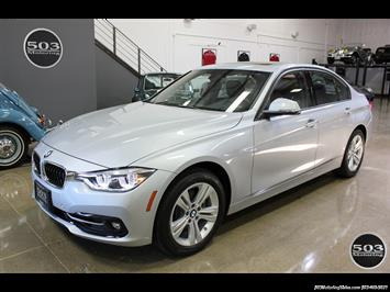 2016 BMW 328i xDrive; Silver/Black w/ Less than 250 Miles! Sedan