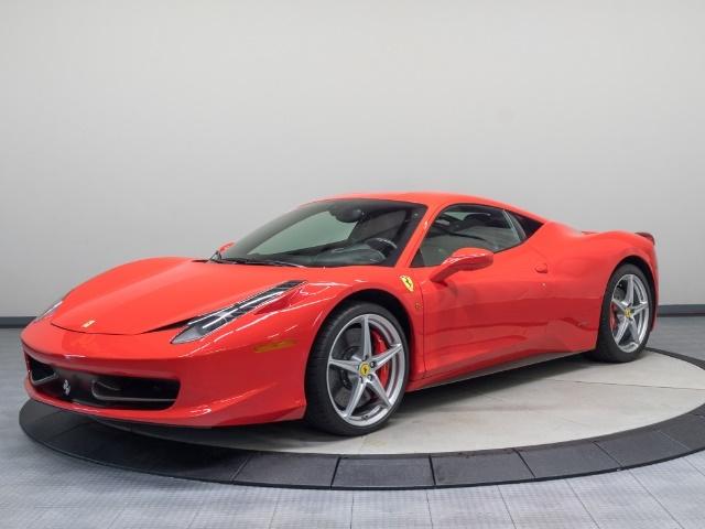 2011 Ferrari 458 - Photo 1 - Nashville, TN 37217