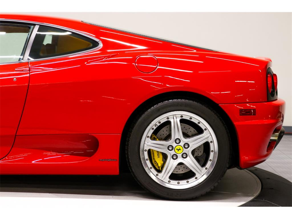 2003 Ferrari 360 - Photo 43 - Nashville, TN 37217