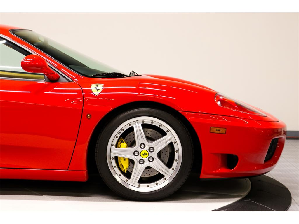 2003 Ferrari 360 - Photo 36 - Nashville, TN 37217