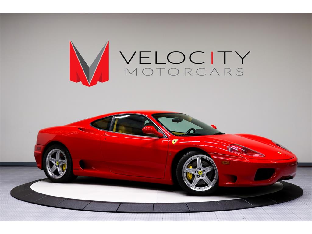 2003 Ferrari 360 - Photo 2 - Nashville, TN 37217