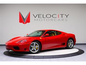 2003 Ferrari 360 Coupe