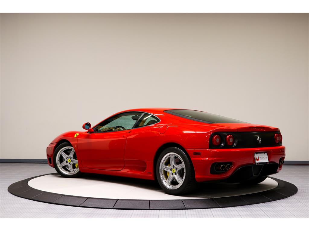 2003 Ferrari 360 - Photo 20 - Nashville, TN 37217