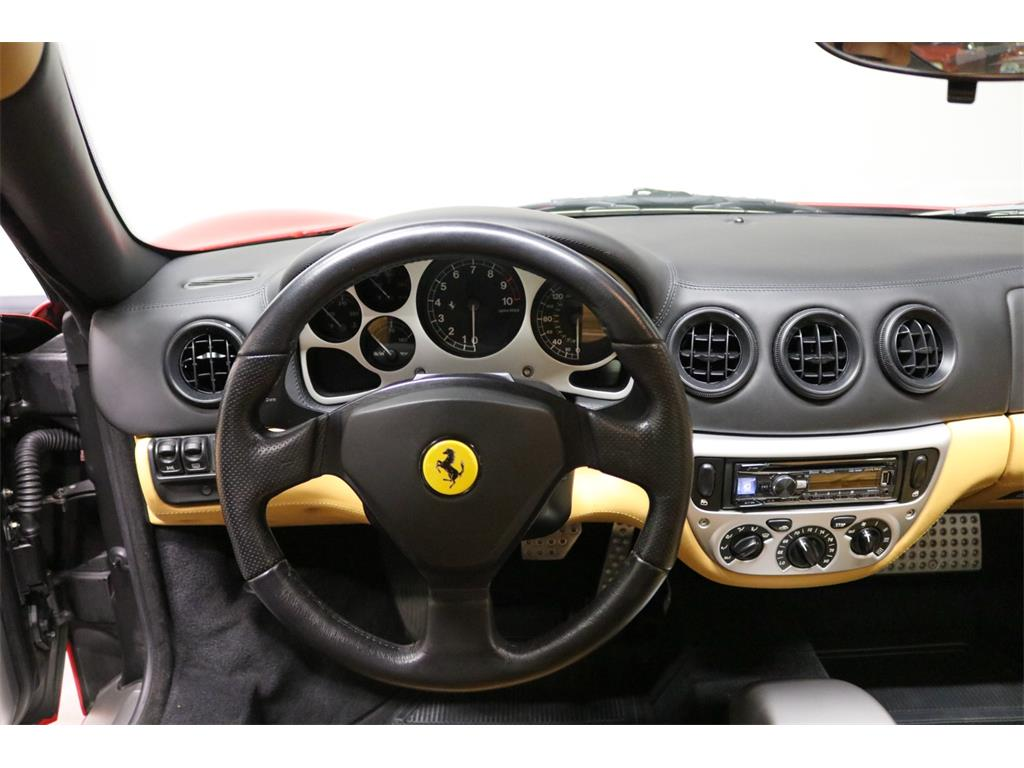 2003 Ferrari 360 - Photo 52 - Nashville, TN 37217