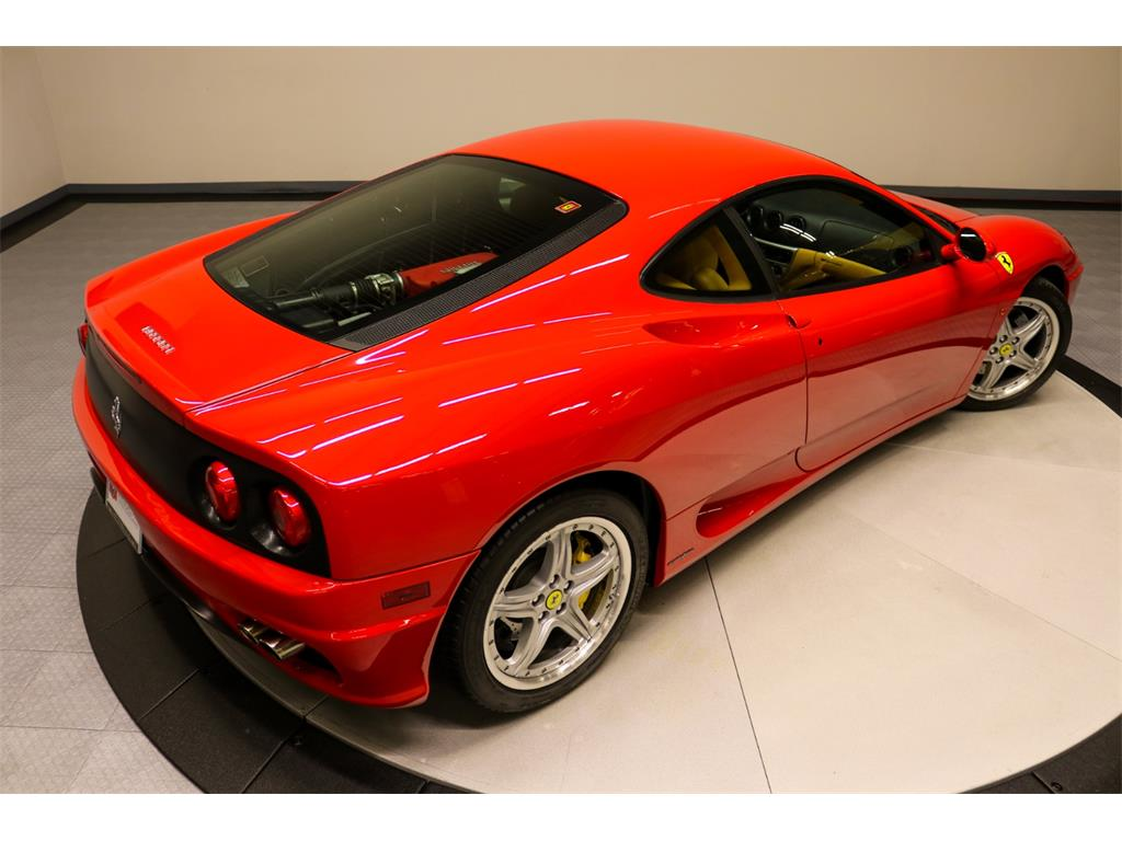 2003 Ferrari 360 - Photo 58 - Nashville, TN 37217