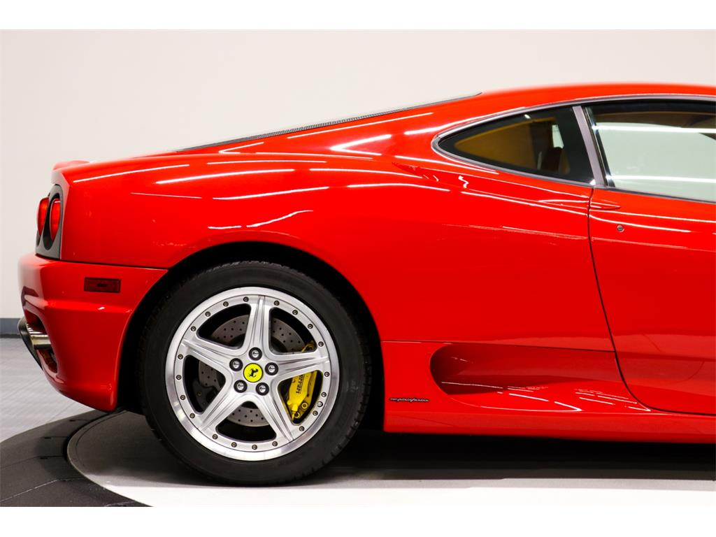 2003 Ferrari 360 - Photo 35 - Nashville, TN 37217