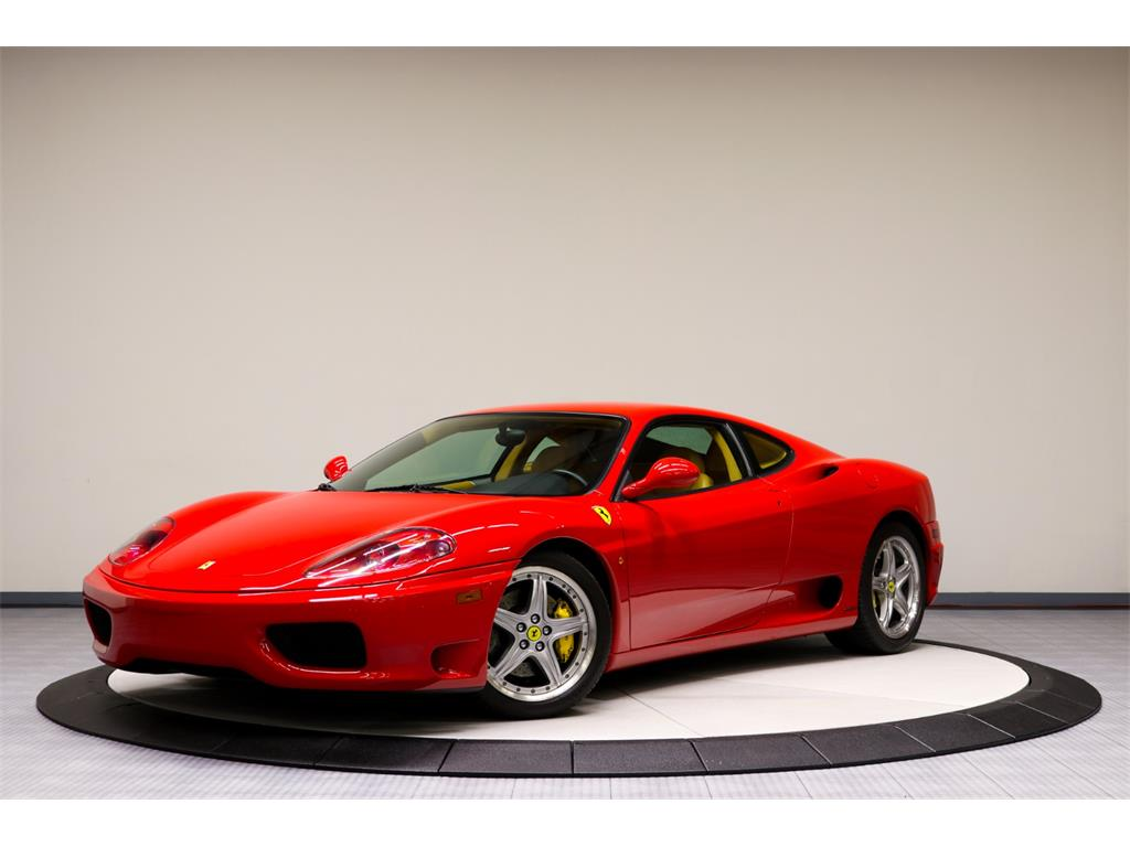 2003 Ferrari 360 - Photo 39 - Nashville, TN 37217
