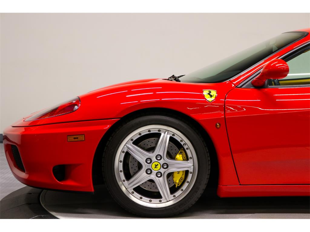 2003 Ferrari 360 - Photo 42 - Nashville, TN 37217