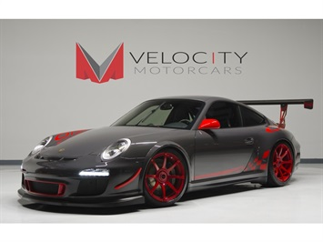 2010 Porsche 911 GT3 RS WC 4.0 RS Coupe