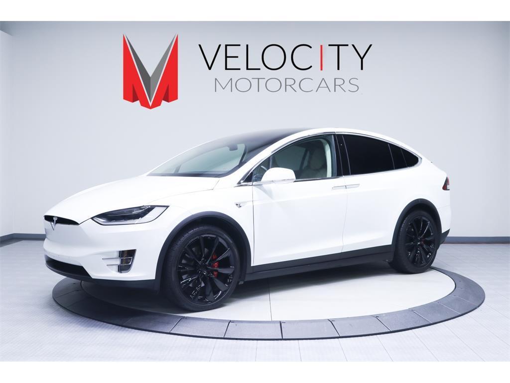 2016 Tesla Model X P90d Signature Edition Photo 1 Nashville Tn 37217