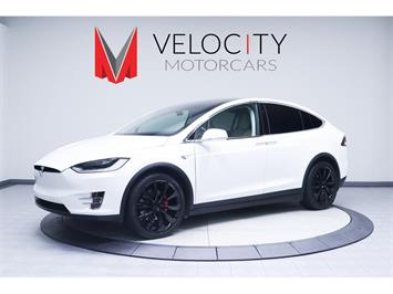 2016 Tesla Model X P90D Signature Edition