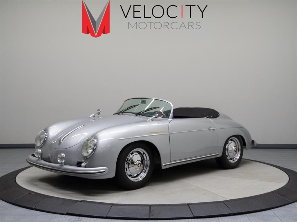 1957 Porsche 356 1600 Speedster Replica 1957  356 1600 Speedster Replica Automatic 2-Door Convertible