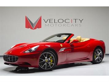 2013 Ferrari California Convertible