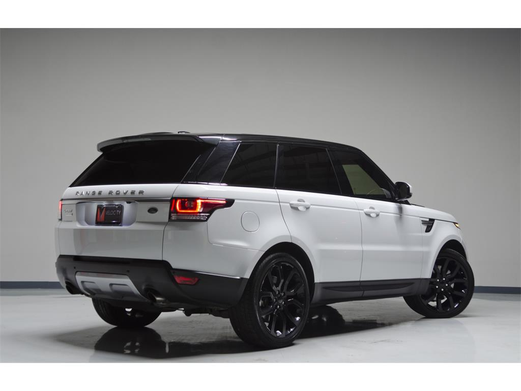 Range Rover Nashville >> 2014 Land Rover Range Rover Sport Supercharged for sale in Nashville, TN | Stock #: LR392386T