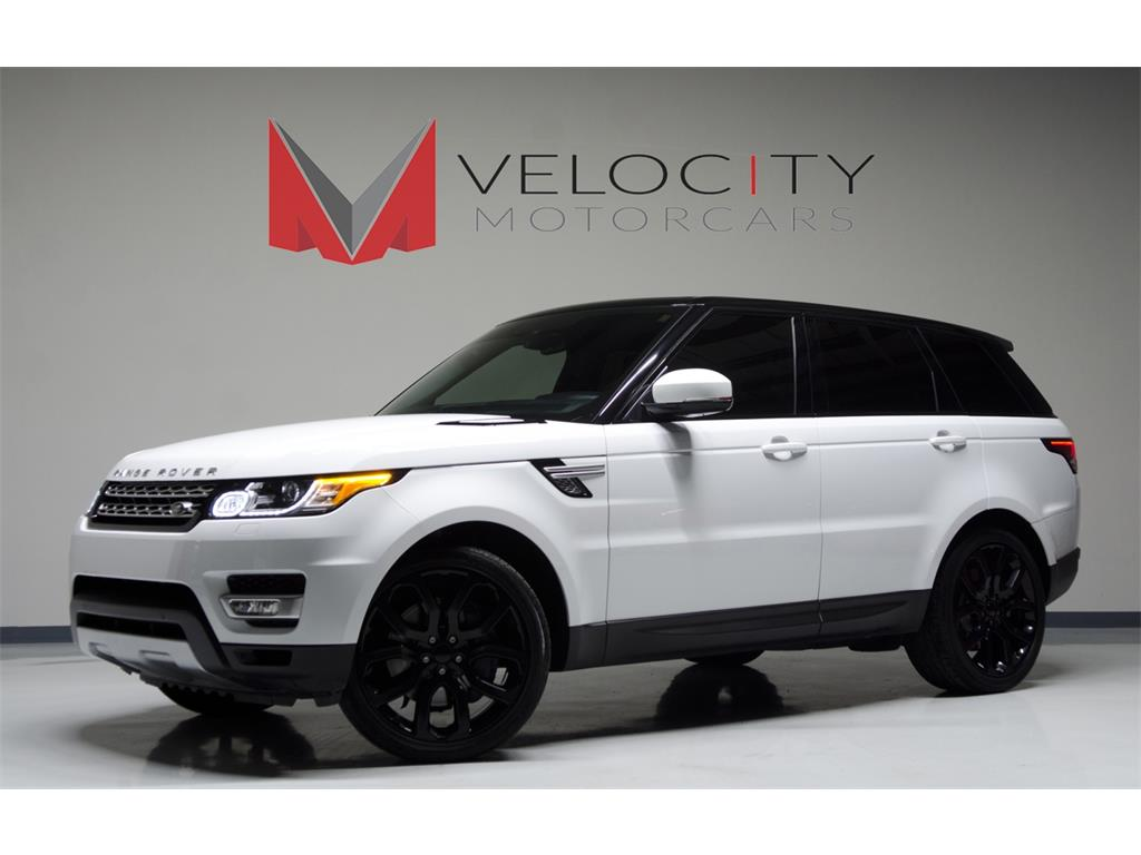 2014 Land Rover Range Rover Sport Supercharged For Sale In Nashville