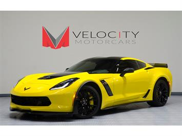 2015 Chevrolet Corvette Z06 w/ZO7 pkg. Coupe