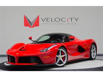 2015 Ferrari LaFerrari Coupe