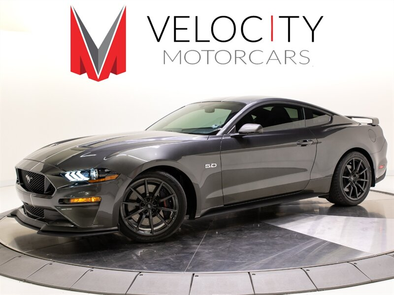 2018 Mustang Gt For Sale >> 2018 Ford Mustang Gt Premium Supercharged For Sale In