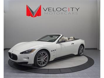 2012 Maserati Gran Turismo Sport Convertible