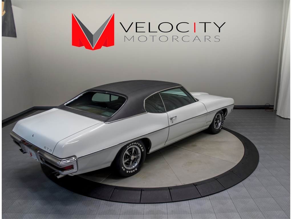 1970 Pontiac GTO - Photo 46 - Nashville, TN 37217