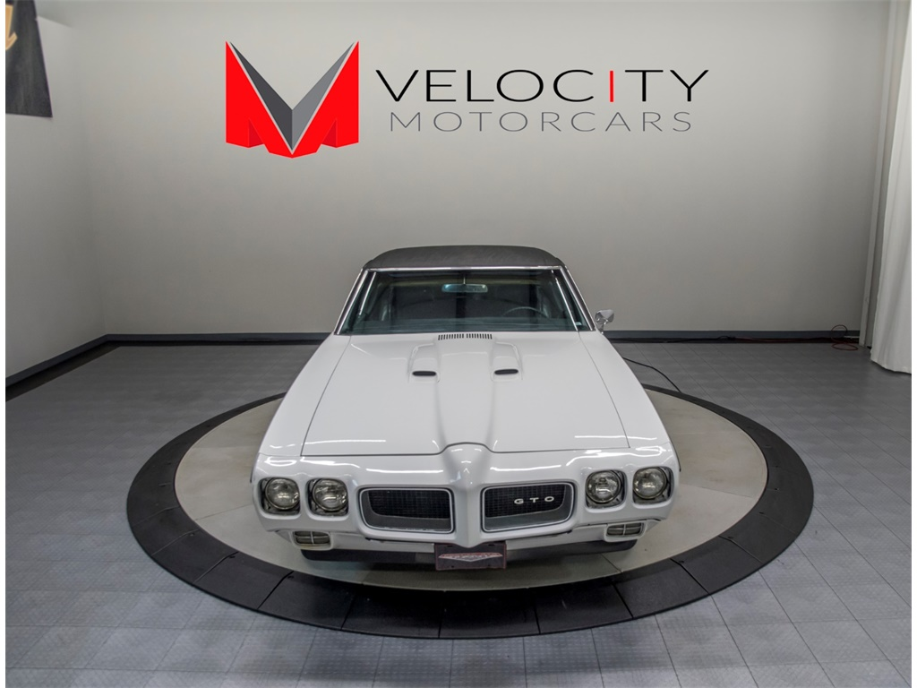 1970 Pontiac GTO - Photo 52 - Nashville, TN 37217