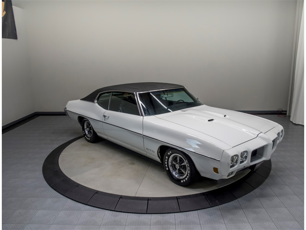 1970 Pontiac GTO - Photo 38 - Nashville, TN 37217