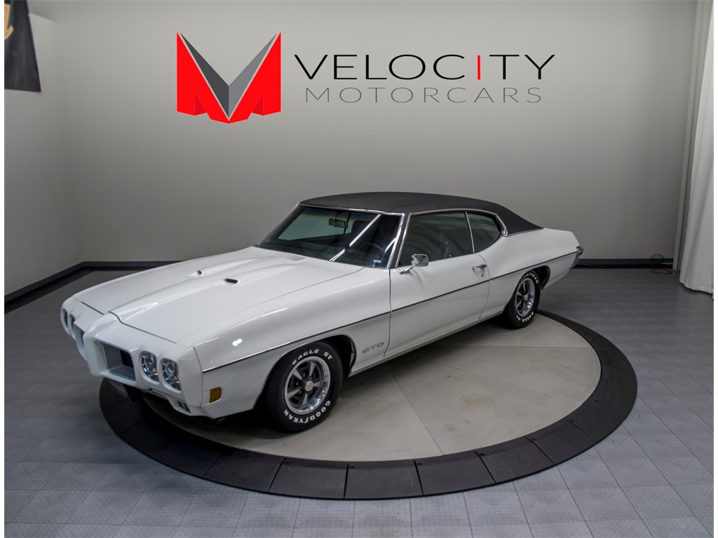 1970 Pontiac GTO - Photo 48 - Nashville, TN 37217
