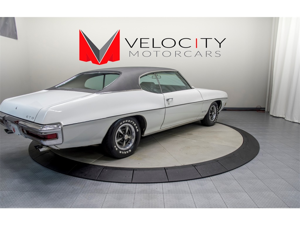 1970 Pontiac GTO - Photo 4 - Nashville, TN 37217