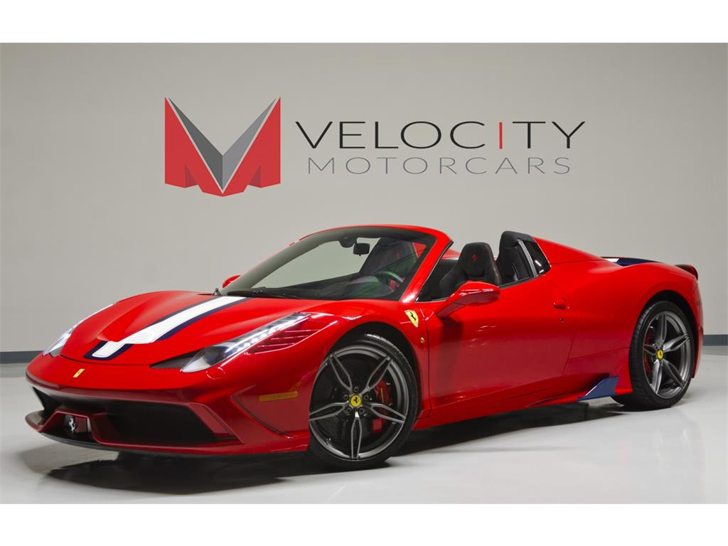 2015 ferrari 458 speciale aperta for  in nashville, tn | stock