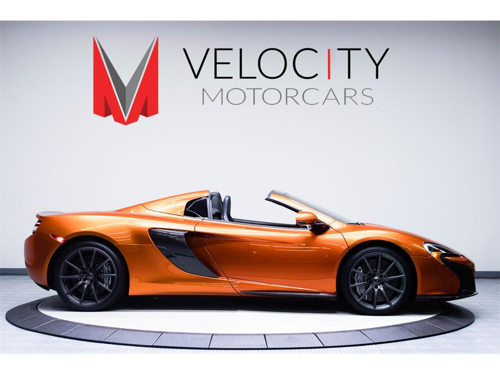 2015 McLaren 650S Spider for sale in Nashville, TN | Stock #: MC04413C